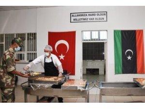 """MSB:""""Askeri Eğitim, İşbirliği ve Danışmanlık Anlaşması kapsamında Türkiye'ye gelen 192 Libyalı Kara Harp Okulu öğrencisi, sağlık kontrollerini müteakip 8 Temmuz'da Isparta'daki Teröristle Mücadele Eğitim ve Tatbikat Mer"""