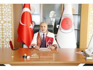 """Rektör Karadağ, """"Diş hekimliği fakültesi Yozgat için önemli bir kazanım"""""""