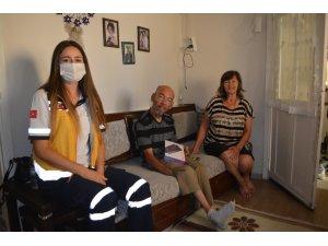 Mesut Ergin sosyal medyada kendisinden  tablet bilgisayar isteyen engelli vatandaşı kırmadı