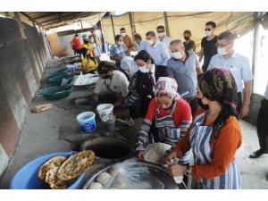 İŞKUR projesi ile iş sahibi olan eski hükümlü 19 kişiye de iş imkanı sağladı
