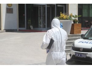 Elazığ'da genç iş adamı otel odasında hayatını kaybetti