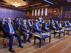 Başkan Büyükkılıç İlbank Genel Kurul Toplantısı'na katıldı