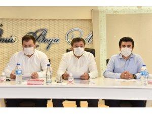 Giresun Belediye Meclisi Temmuz ayının ikinci toplantısını gerçekleştirdi