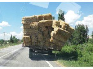 Jandarma traktörler ve biçerdöver denetimi