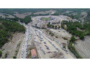 Osmancık'ta mera vasfını kaybeden alana belediye yatırım yapacak