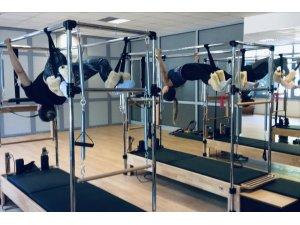 PAÜ Spor Merkezinde reformer pilates dersleri başladı