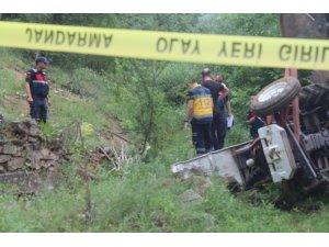 5 gün önce aldığı traktörle kaza yaparak hayatını kaybetti