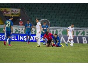 Süper Lig: Çaykur Rizespor: 3 - Hes Kablo Kayserispor: 2 (Maç sonucu)