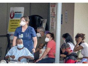 Florida'daki 48 hastanenin yoğun bakım servisinde yer kalmadı