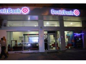 Ankara'da 1 dakikada banka soygunu