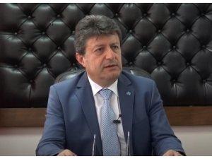 ESOGÜ Tıp Fakültesi Dekan V. Prof. Dr. İ. Özkan Alataş doktor adaylarına seslendi