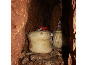Çökelekler yüzyıllardır doğal buzdolabında muhafaza ediliyor