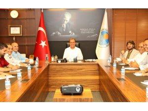 MTSO Yerel Yönetimler Çalışma Grubundan Başkan Seçer'e ziyaret