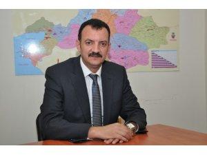 Başkan Yardımcısı Baki Yarımdağ istifa etti