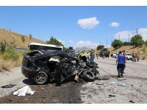 Tunceli'deki kazada anneden sonra 2 yaşındaki Kıvanç ile baba da hayatını kaybetti, ölü sayısı 3 oldu