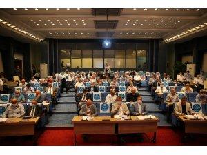 Büyükşehir Meclisi'nin Temmuz ayı ikinci birleşimi yapıldı