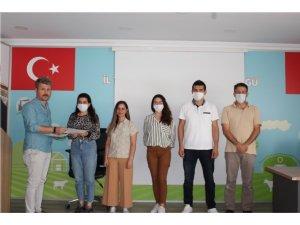 Kırklareli Tarım İl Müdürlüğü personeline eğitim verildi