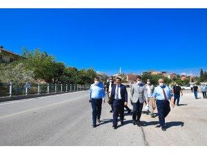 Büyükşehir yol için 25 milyon TL'lik kamulaştırma yaptı