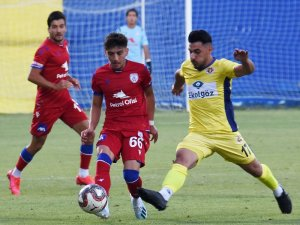TFF 1. Lig: Menemenspor: 1 - Altınordu: 1