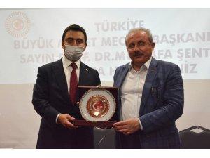 """TBMM Başkanı Şentop: """"Ayasofya Türkiye'nin bir psikolojik alanda sınırı aşması anlamında önemli"""""""