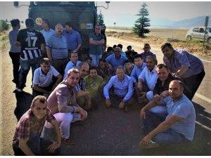 """15 Temmuz gecesi Çardak'ta FETÖ'cü askerleri ikna eden Başkan Ali Çetin; """"Darbeci yarbayı vurmayı düşündüm"""""""