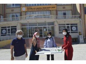 Tavşanlılı öğrenciler yapmış oldukları proje ile Türkiye üçüncüsü oldu