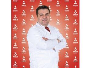 DR. Mustafa Tanrıverdi Sanko'da hasta kabulüne başladı