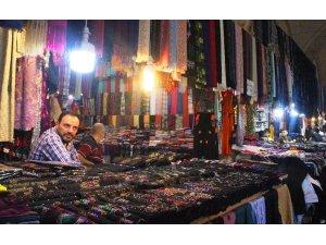 Şanlıurfa'da çarşı pazarlar boş