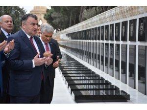 DATÜB'ten Azerbaycan'a destek mesajı
