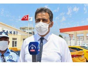 """Ankara zabıtası toplu taşıma araçlarında """"sticker"""" uygulaması başlattı"""