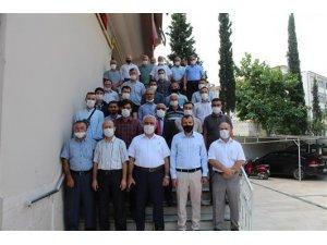 Osmaneli'nde Din Görevlileri Toplantısına düzenlendi