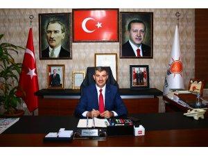 """Başkan Altınsoy: """"Türkiye, AK Parti ile çok değişti, gelişti ve güçlendi"""""""