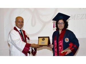 MEÜ Tıp Fakültesi'nde mezuniyet töreni