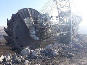 Afşin-Elbistan Linyit işletmesinde iş kazası