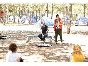 Büyükşehir'den moral ve motivasyon kampı