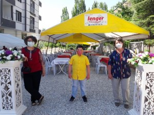 Abdal diyarı Kırşehir'de düğünlerine korona virüs etkisi