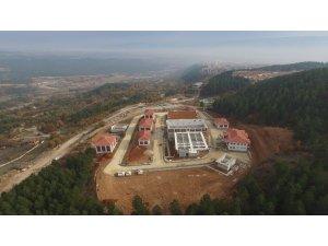 Safranbolu içmesuyu arıtma tesisi yıl içerisinde tamamlanacak