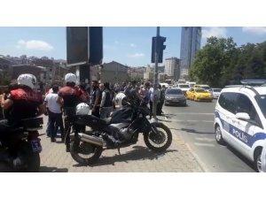 Bağcılar'da polise silahlı saldırı: 2 yaralı