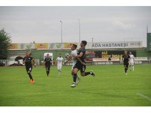 TFF 1. Lig: Giresunspor: 0 - Altay: 2 (İlk yarı sonucu)
