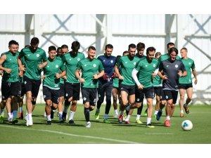 Konyaspor, Trabzonspor hazırlıklarını tamamladı