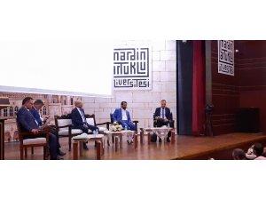Mardin'de 'uyuşturucu ile mücadelede basının rolü' konulu sempozyum