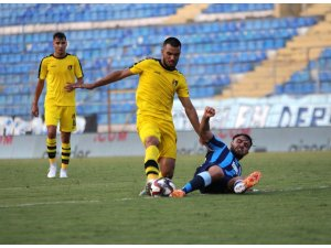 TFF 1.Lig: Adana Demirspor: 3 -  İstanbulspor:0