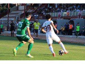 TFF 1. Lig: Hatayspor: 3 - Bursaspor: 1