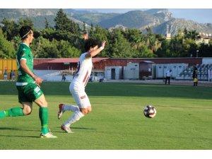 TFF 1. Lig: Hatayspor: 2 - Bursaspor: 0 (İlk yarı sonucu)