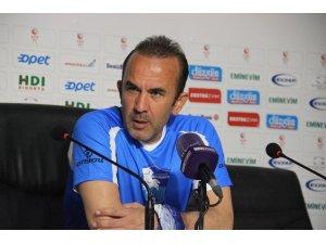 BB Erzurumspor - Ümraniyespor maçının ardından