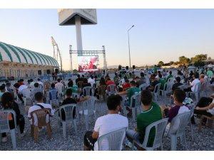 TFF 1. Lig Play-Off Yarı Final: Akhisarspor: 0 - Fatih Karagümrük: 0 (İlk yarı sonucu)
