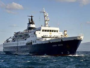"""İngiltere'de """"Hayalet Gemi"""" alarmı verildi"""