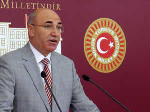 CHP'li Vekil Mahmut Tanal'dan Bilal Erdoğan iddiası