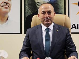 Çavuşoğlu: İnsani konular siyasete alet edilmemeli