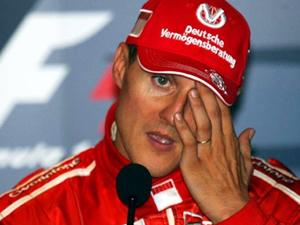 Schumacher'den 3 hafta sonra kötü haber!